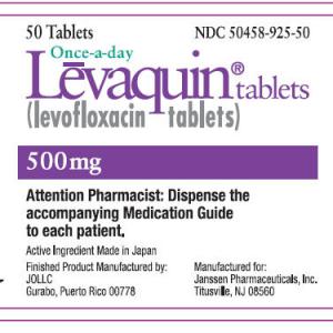 Levaquin lawsuit claims