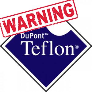 Cáncer Causado por Teflón