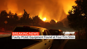 PG&E wildfire Claims