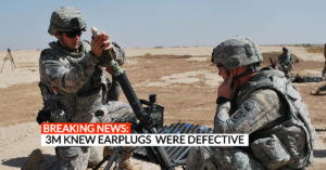 military ear plugs lawsuit